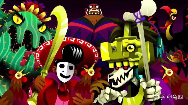 简单且实用——《墨西哥英雄大混战2》的关卡设计