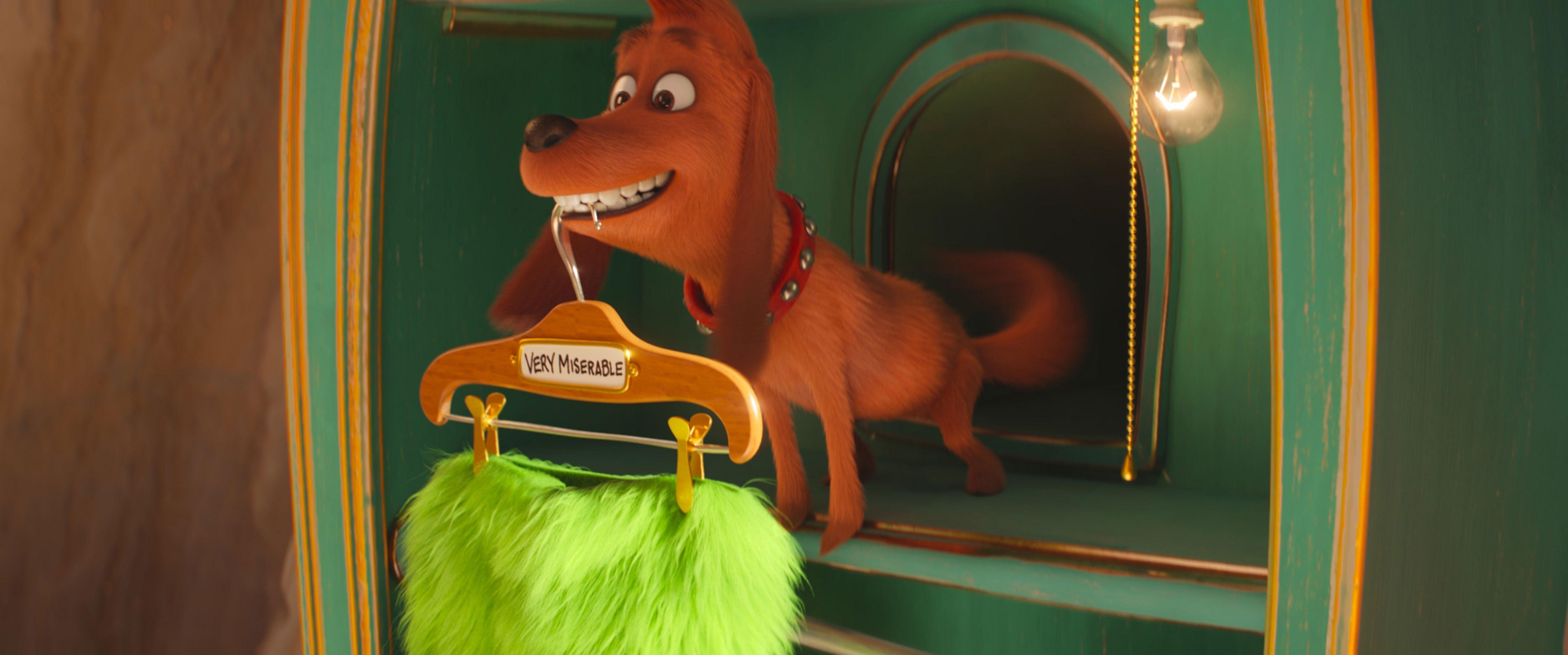 《綠毛怪格林奇》新預告腦洞大開 揭秘如何偷走聖誕節