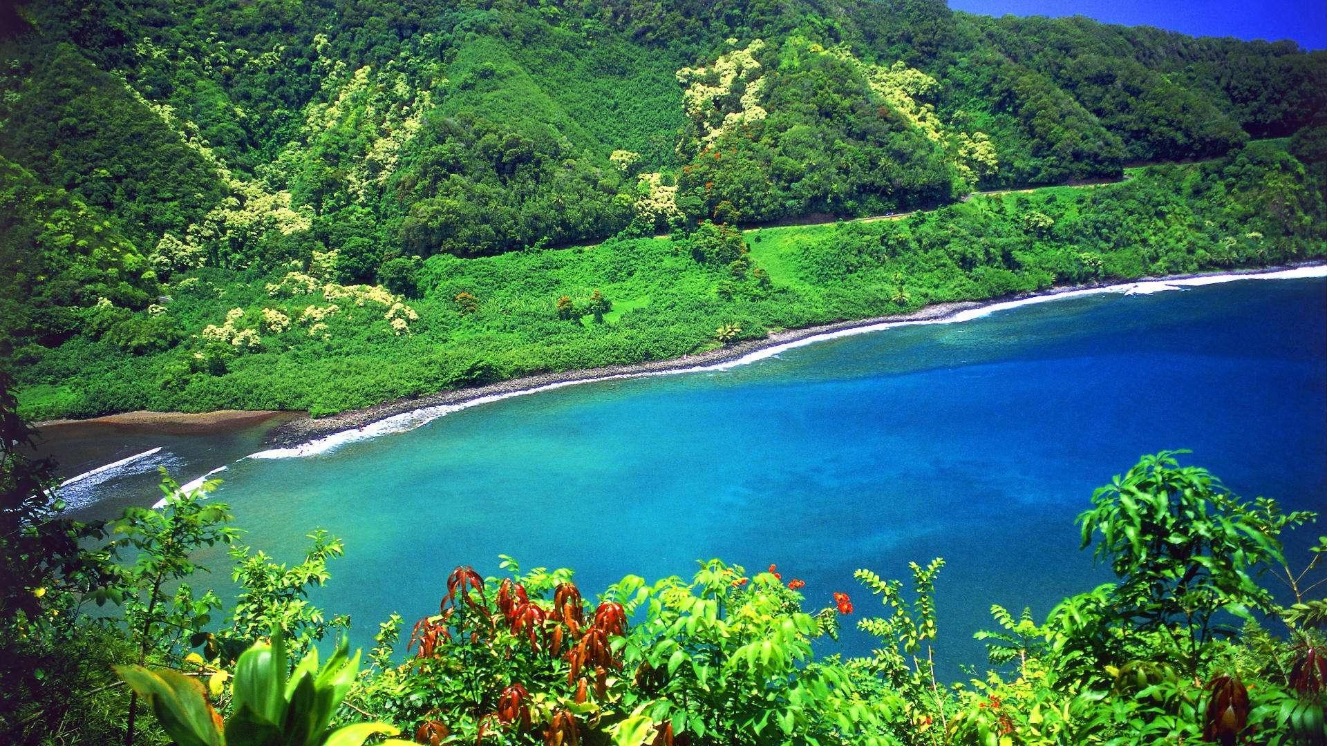 日本有一风景优美的岛屿,到处说汉语原属中国,清朝皇帝弄丢了它