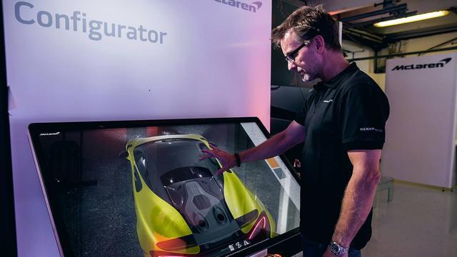 如果能自己动手DIY一台迈凯伦600LT,你会怎么做?