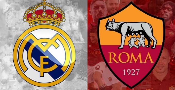 欧冠直播:皇家马德里VS罗马视频直播地址