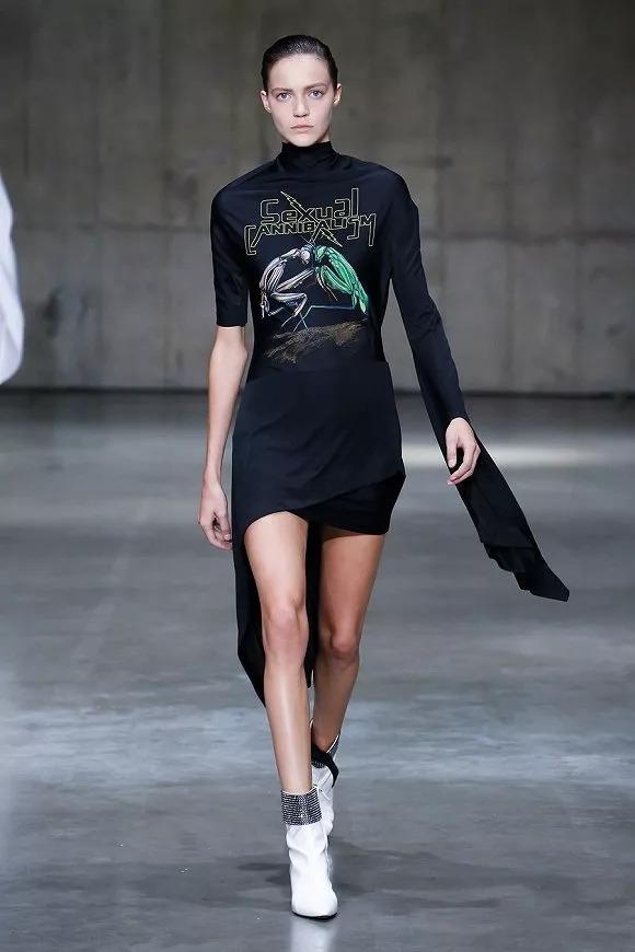 设计| 伦敦时装周的袖子玩法_服装