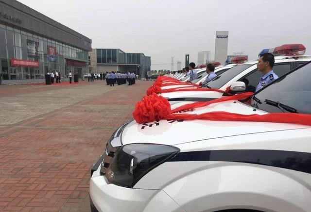 哈弗SUV又入公安系统 警察蜀黍代言还有错?