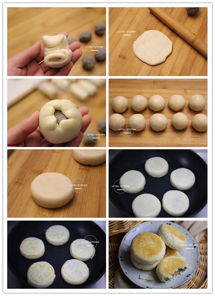 不用烤箱,用锅就能做的3款月饼,家人说比买的还好吃