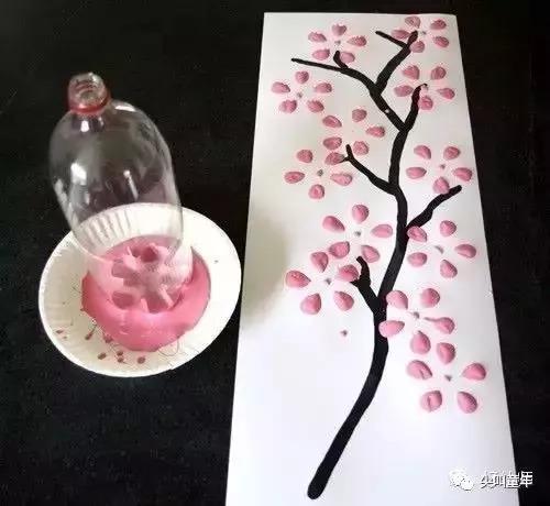 卫生纸筒手工制作大全动物花朵