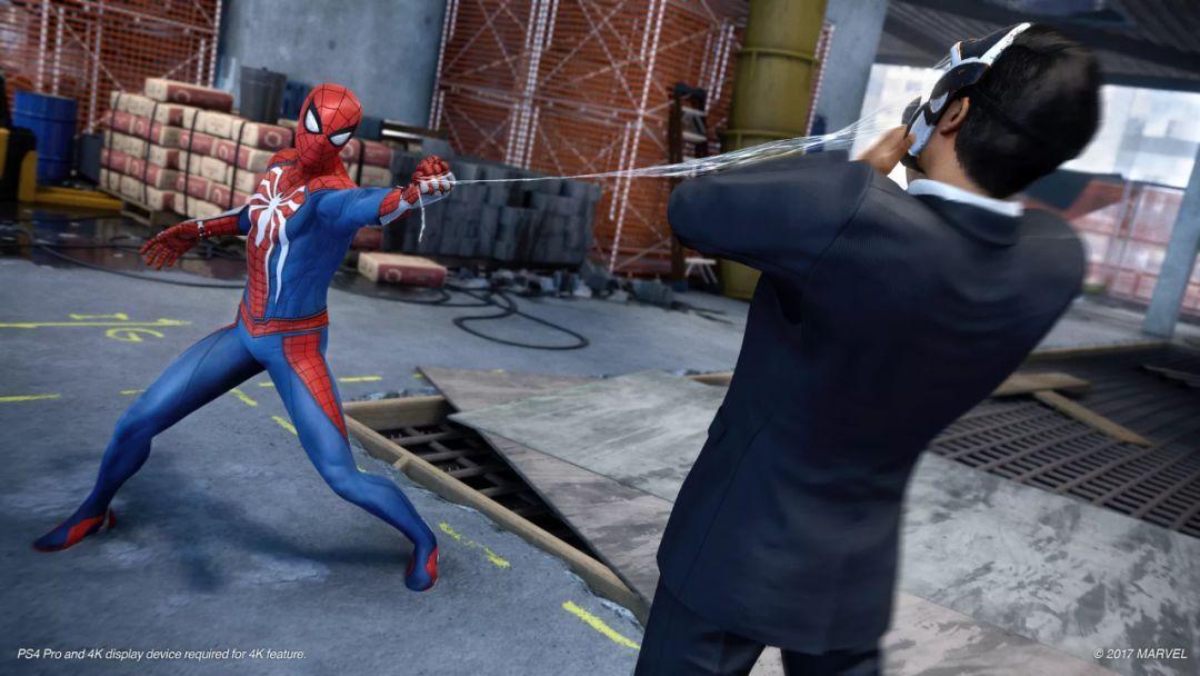 蜘蛛侠游戏史上首作,女性制作人花6个月时间独立完成