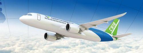 中国商飞的复合材料项目入选工信部人工智能创新项目