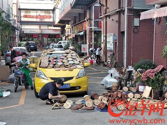 芳村茶葉市場清理工作接近尾聲 部分店鋪恢復營業