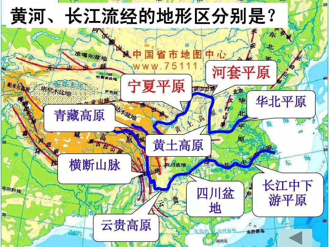 长江黄河水系示意图_word文档在线阅读与下载_无忧文档