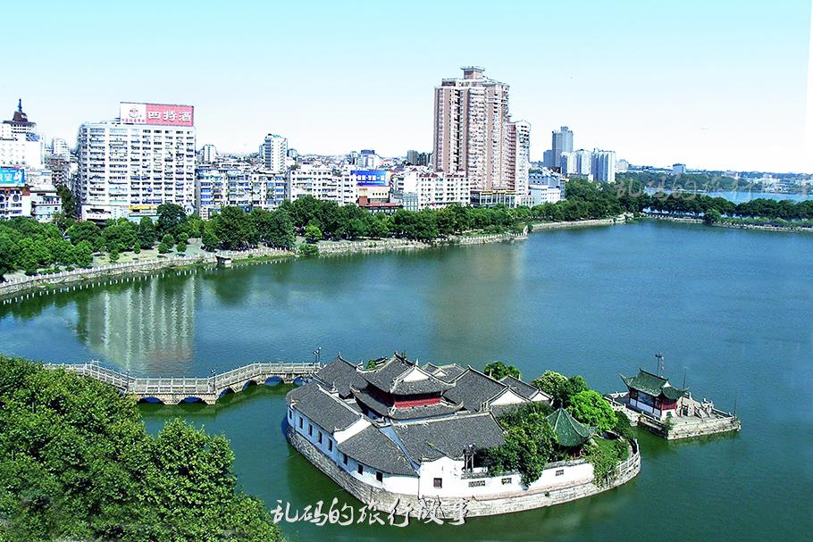 """江西最低调的城市 坐拥世界遗产被誉""""江西第二城"""" 现仅为三线!"""