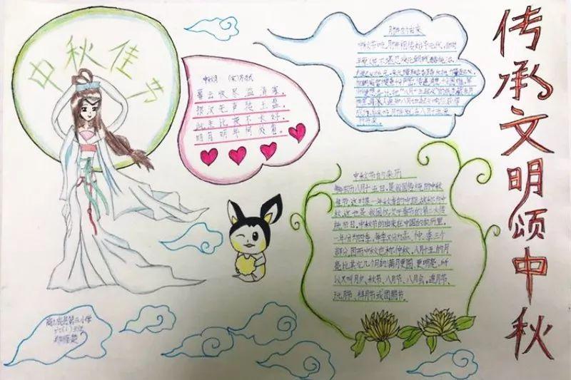 画笔描绘出一张张图文并茂,主题突出,内容丰富,生动活泼的手抄报.