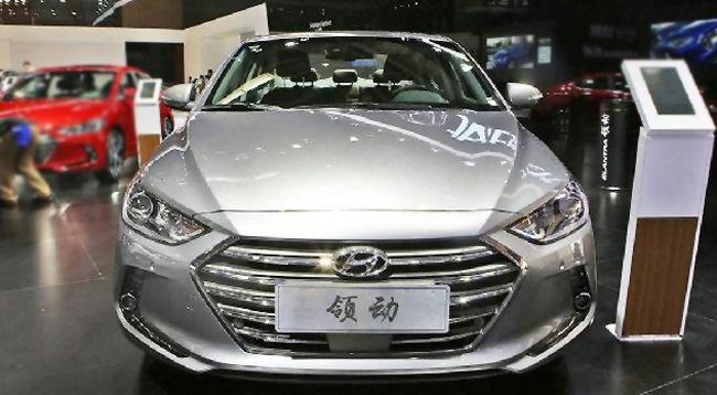 ix35和领动卖疯了途胜和新胜达陷泥潭现代汽车冰火两重天_凤凰彩
