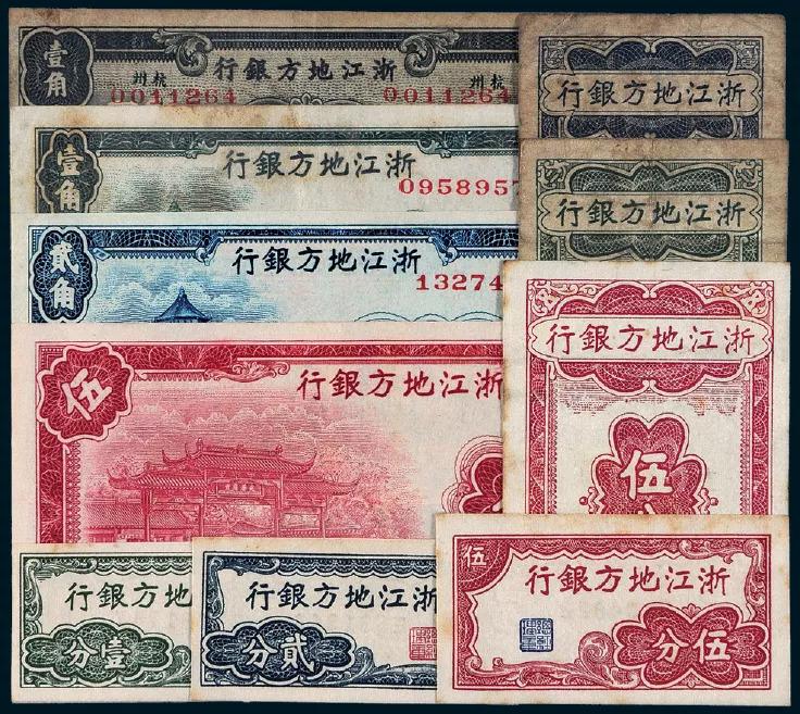 世界上票幅最小的纸币,只有手指大小