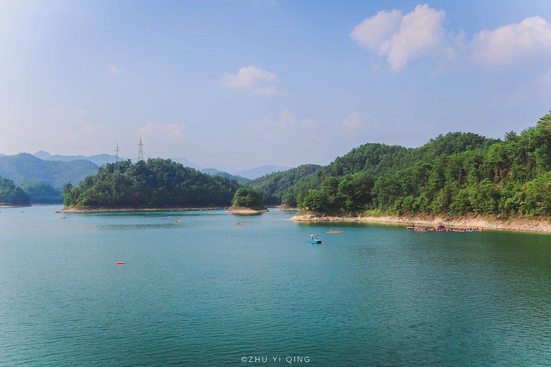 来杭州不看西湖看千岛湖,这座千岛之湖是如何超越西湖的?