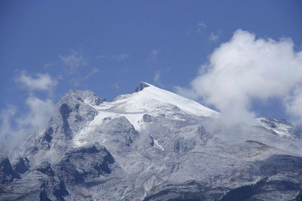 5000+雪山的正确打开方式,秋季新线哈巴雪山,开启人生中的第一座雪山盛宴!