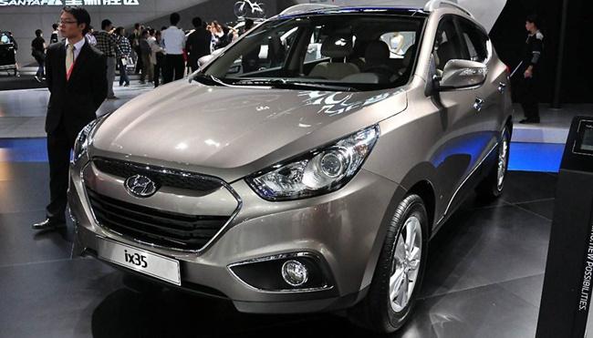 ix35和领动卖疯了途胜和新胜达陷泥潭现代汽车冰火两重天广东快乐