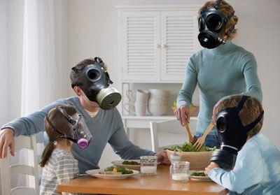 家有异味快出门!面对甲醛污染我们怎么办?