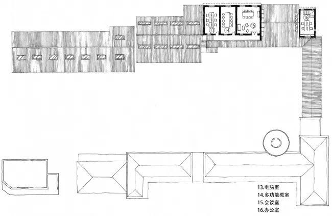 手画建筑平面图的步骤
