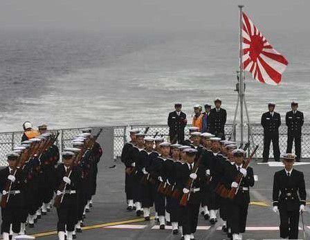 日本军事_亚洲一支不可忽视的准军事力量——日本自卫队