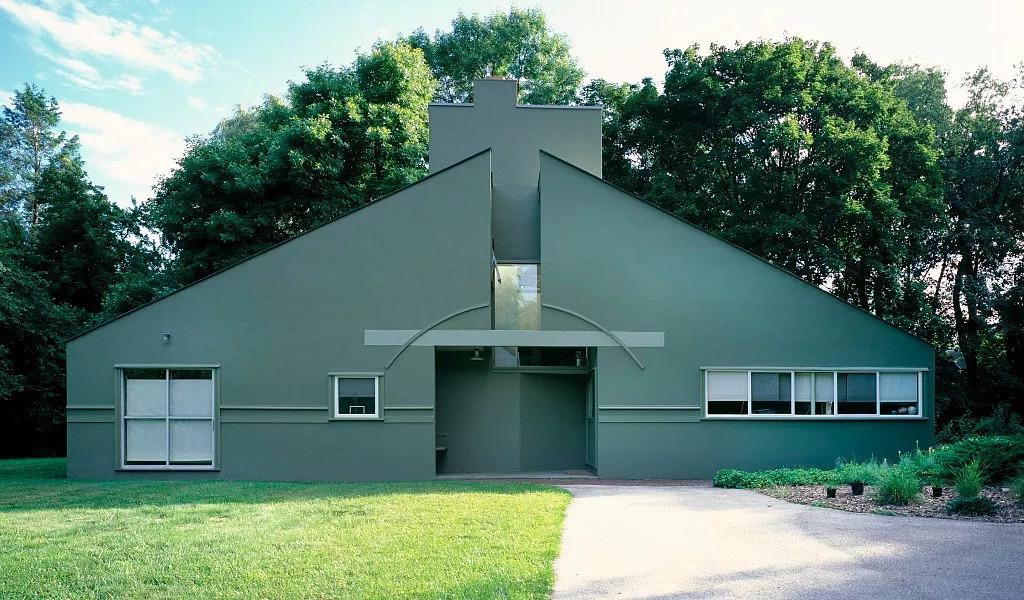 天堂纪念网首页 后现代建筑主义之父罗伯特·文丘里纪念馆首页 追忆图片