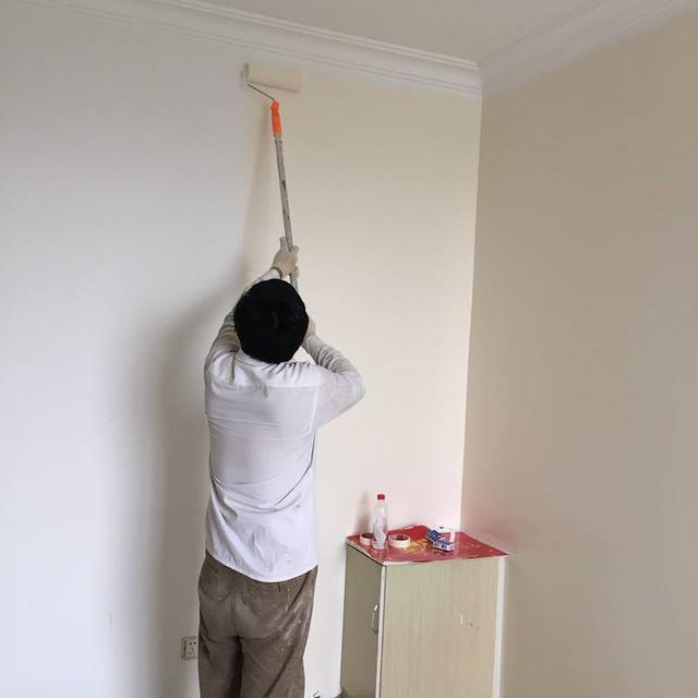 北京老房旧房二手房翻新旧墙面可以直接刷面漆吗,经验之谈