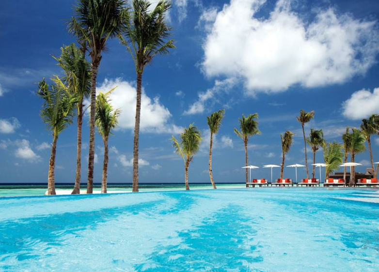 马尔代夫最值得拔草的5大奢华海岛