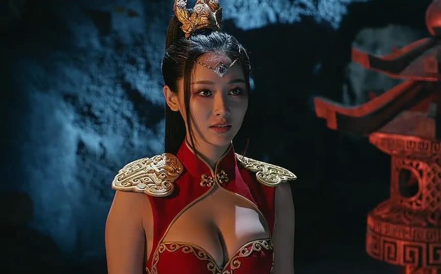 电影?:(_娱乐 正文  前段时间她发现很多网友看了这部网络大电影之后,对她表示