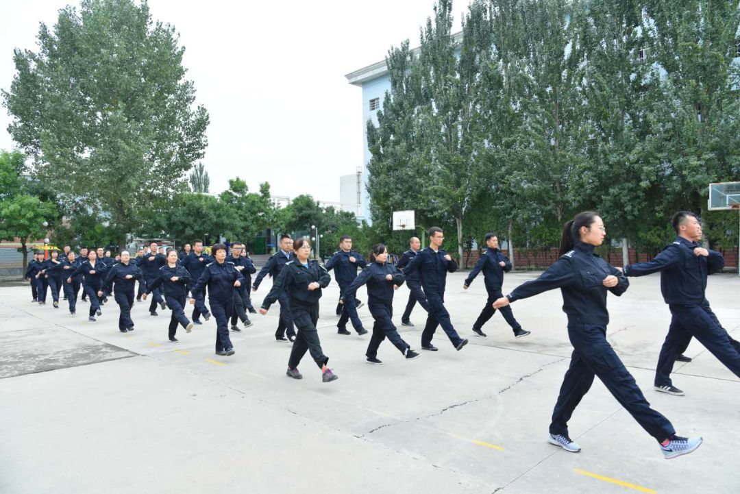 健身气功一级社会体育指导员培训班走