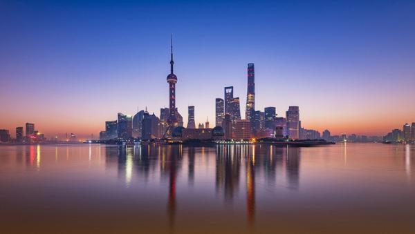 2017上海经济总量汇总_上海夜景