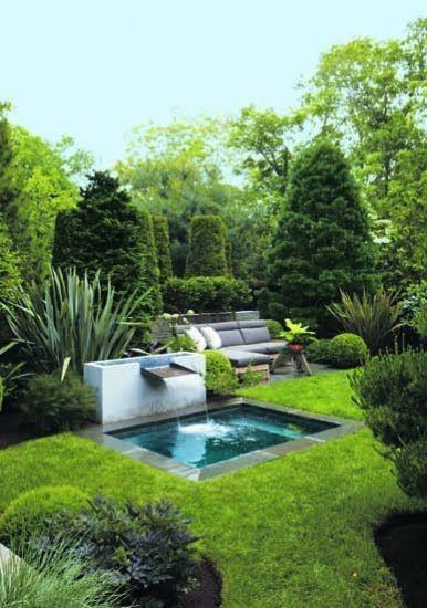 """14个""""别墅庭院""""花园设计案例,都是看一眼就会爱上的那种!"""