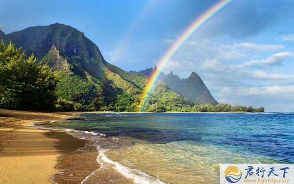 去美国旅游最好的小众海滩到底在那里