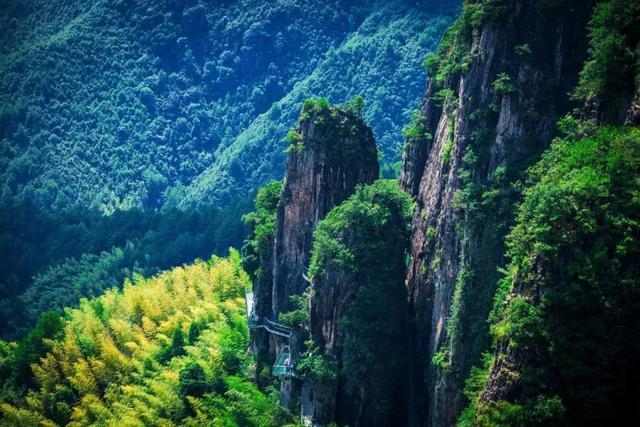 周末就是要投身到青山绿水中!3个杭州周边小众旅行地推荐!