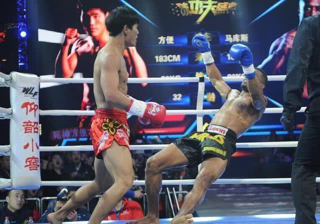 方便3次KO马库斯,千万跨界约战李景亮,用拳击证明谁是真男人