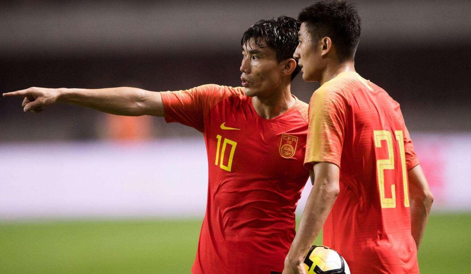 【推测体育】FIFA排名:国足下滑1位列天