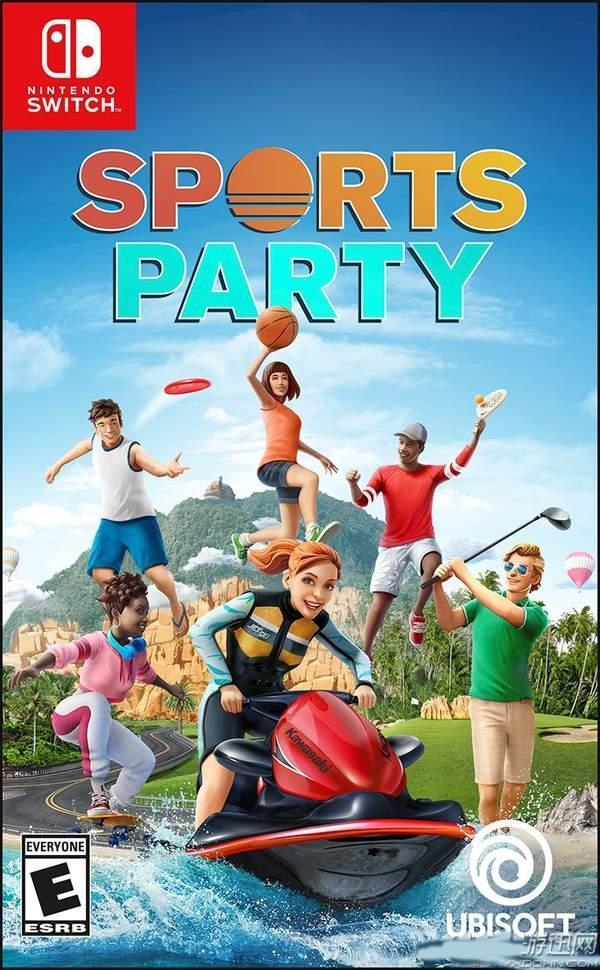体育类《SPORTS PARTY》将登Switch 欢喜竞技