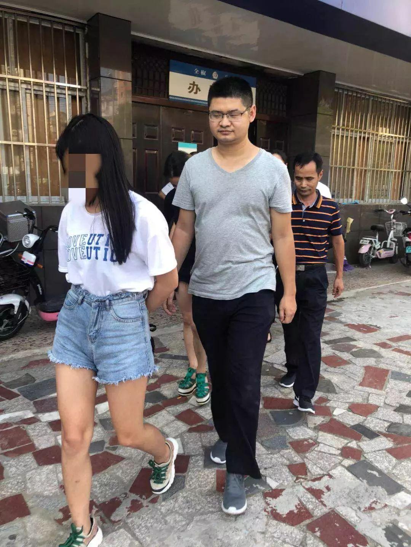滁州一地站街招嫖窝点被捣毁 四女一男现场被抓获