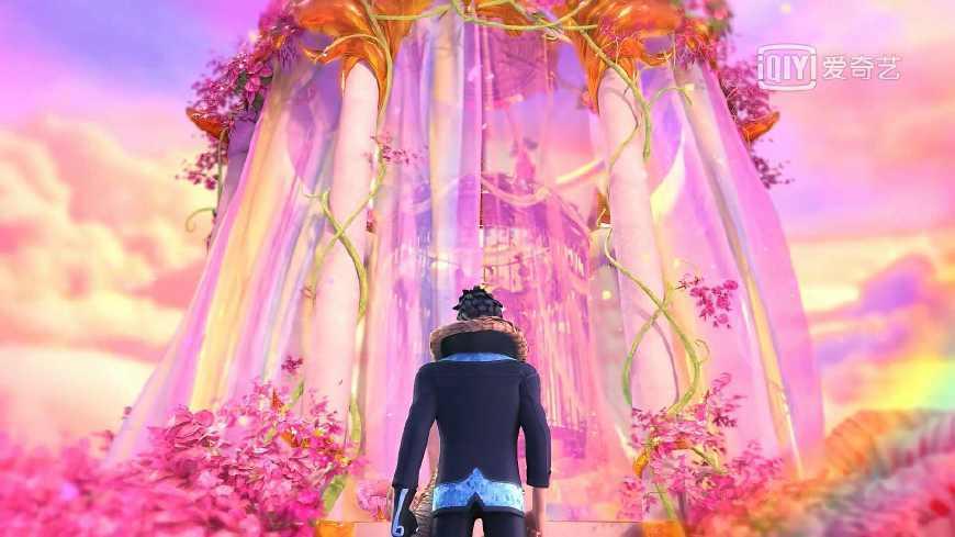 精灵梦叶罗丽:仙子们最荒凉的宫殿,灵公主的落魄,庞尊图片