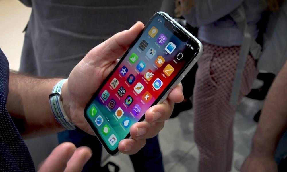 iPhone XR 屏幕竟然与 iPhone4像素密度一样都是 326ppi