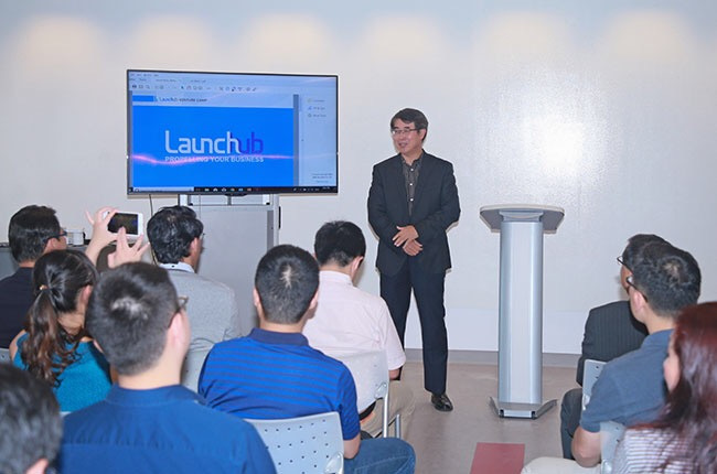 """LaunchHub创业中心""正式启动,创业大赛赢家11月进博会期间将在"