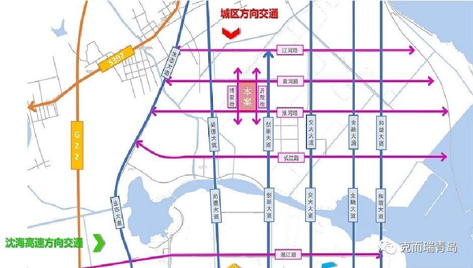 胶州开发区碧云湾一组团规划方案出炉 总建面33万方