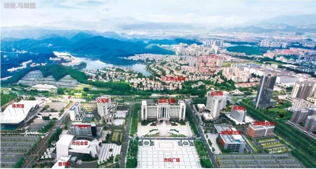 东莞最新片区规划图