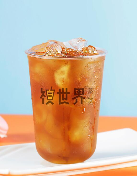 world tea 祺世界茶饮 为健康代言