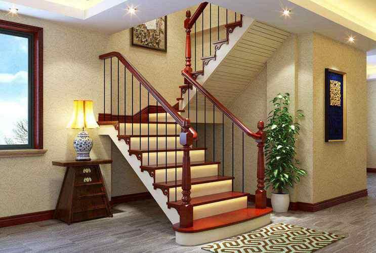 宁波复式楼梯装修
