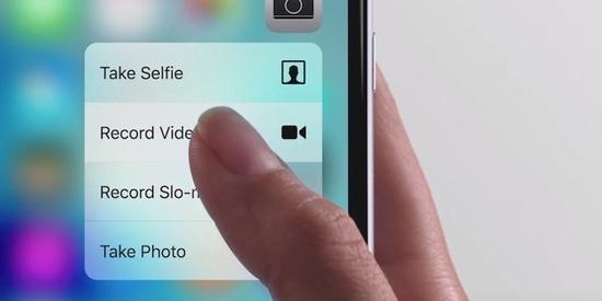 蘋果的3D Touch技術為何慘淡收場? 科技 第1張