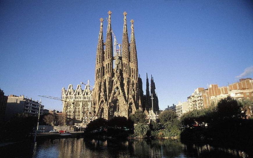 世界最奇葩世界遺産:建了136年仍未完工,成唯一未完工世界遺産