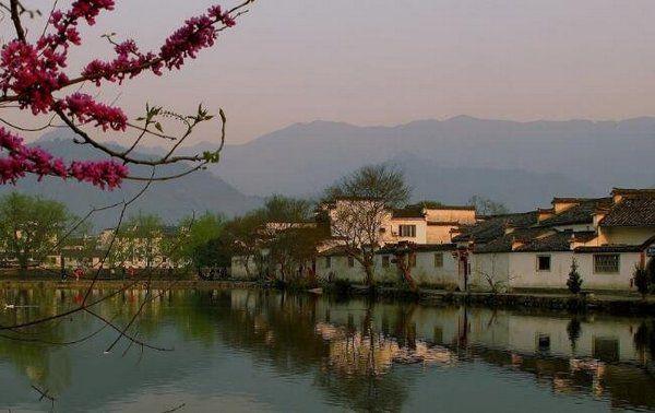 国内10大最美的村镇,安徽宏村、浙江乌镇上榜,你最喜欢哪一个?
