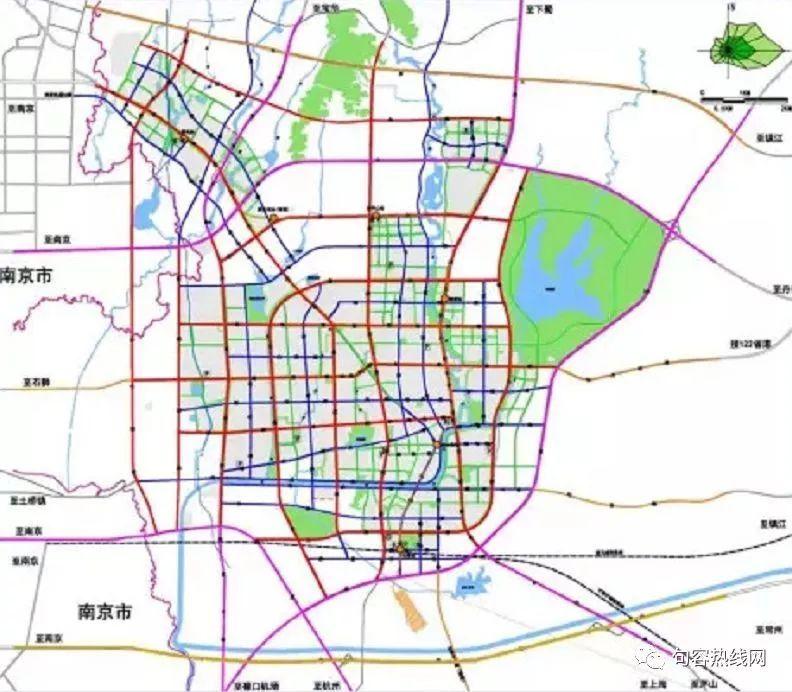 定了!《句容市城市总体规划》审议通过,句容主动融入南京!