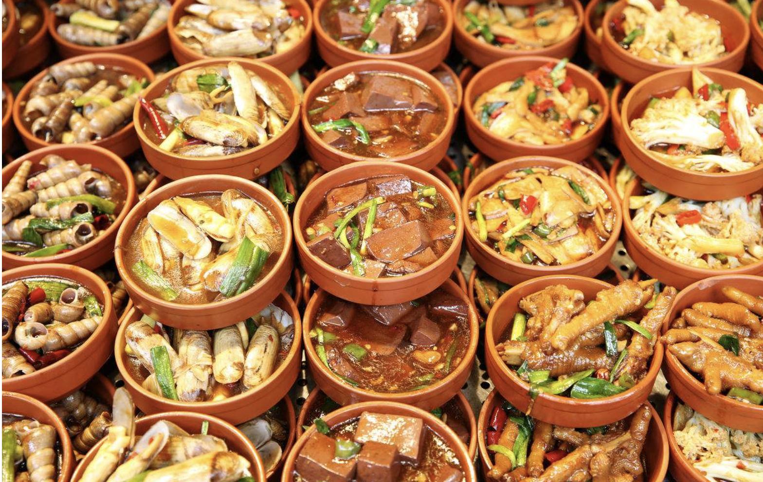 中国哪里的人最会吃?我只能说每个地方的人都很会吃