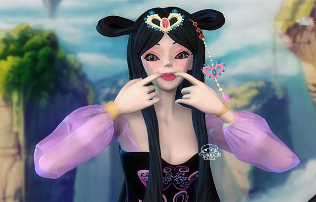 旧版精灵梦叶罗丽最诡异的四个人物造型,罗丽公主的面容也很辣眼