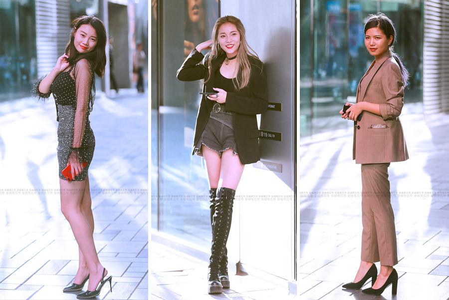 【热文】街拍:三里屯时尚潮拍让人们感受真正的大众时尚